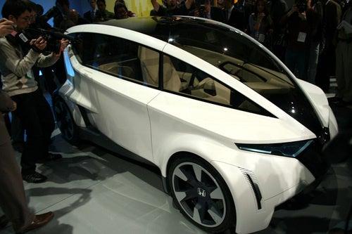 Honda P-NUT Concept: Oh Good Grief!