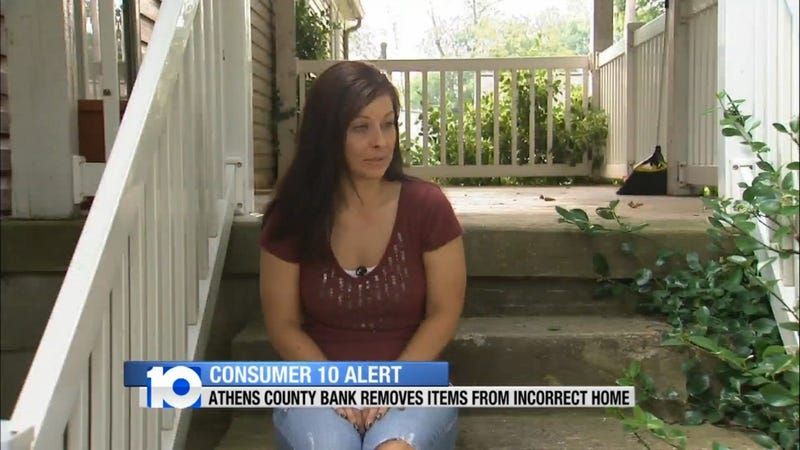 Bank Repossesses Wrong House, Sells Off Homeowner's Stuff