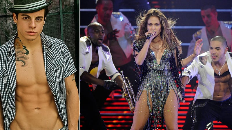 Meet J-Lo's Frequently-Shirtless New Boy Toy