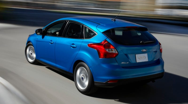 2012 Ford Focus: First Drive