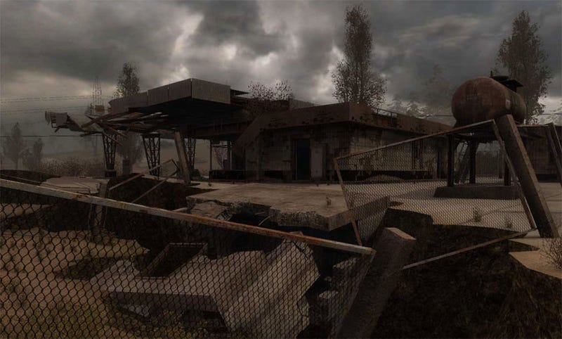 "S.T.A.L.K.E.R. Expansion Features ""A Complete Set Of New Locations"""