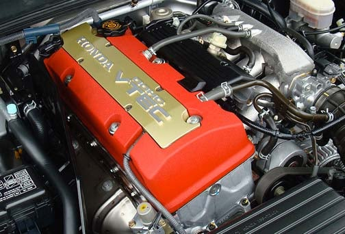 Engine Of The Day: Honda F20C