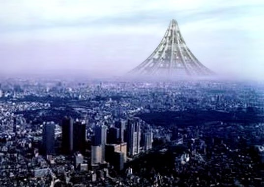 Japan Wants Man-Made Mt. Fuji Building To Be Tallest in the World