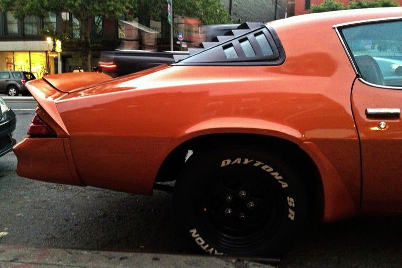 In Plain Sight: Command a Camaro