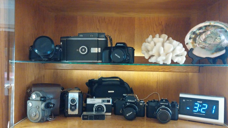 The DSS family camera collection is complete