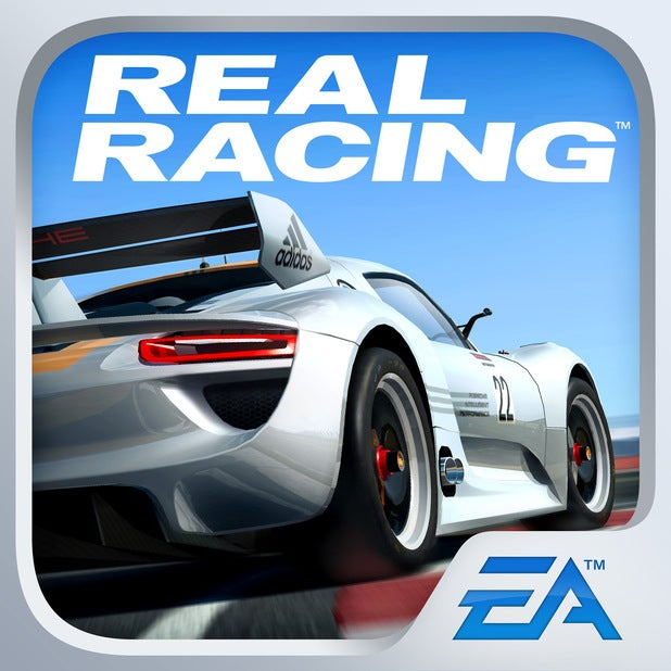 EAA Real Racing 3 on Android