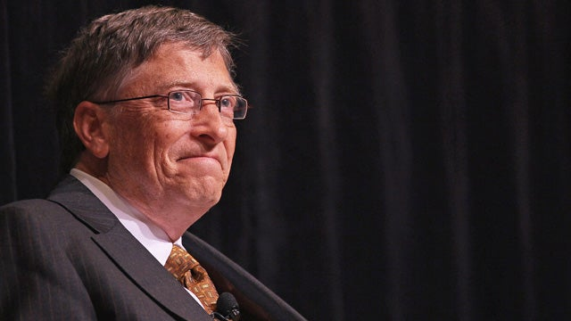 Bill Gates Might Stab You in The Back If You Get Cancer