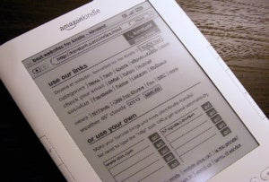 Kinstant Start Page for Kindle Lets You Create Your Own Kindle-ized Links