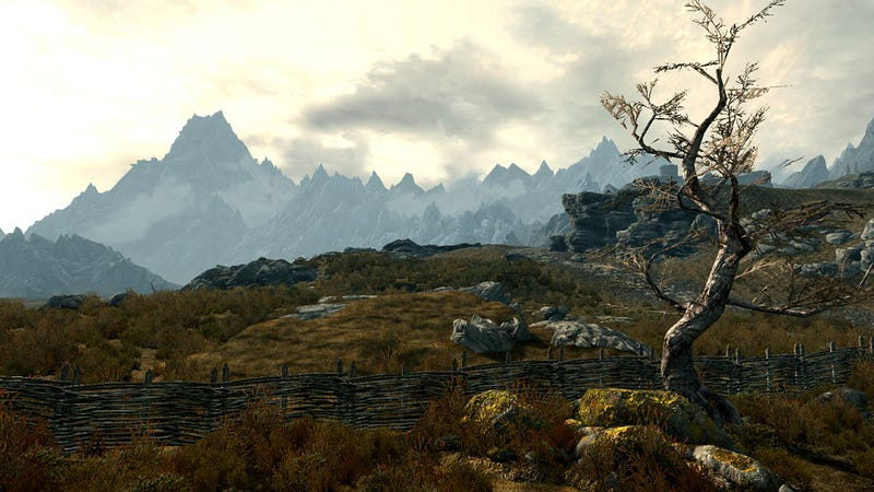 The Wonderful Distractions, Sentient Glitches of Skyrim's Massive World