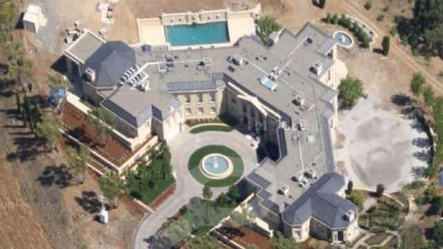 A Russian Tech Mogul's $70 Million Silicon Valley Palace