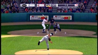 Working the Angles to Make Video Game Baseball Look More Like TV