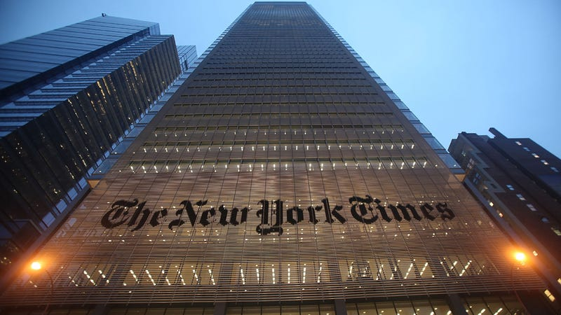 Here Are The Seven Most Absurd New York Times Hurricane Headlines So Far