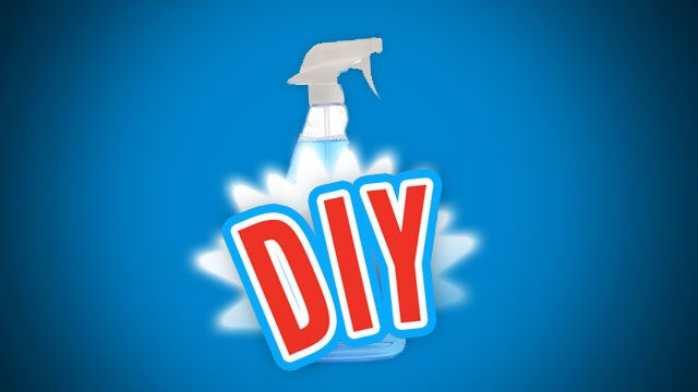How to Create Homemade, Eco-Friendly Glass Cleaner on the Cheap