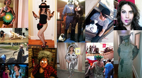 The Best Halloween Costumes of 2010
