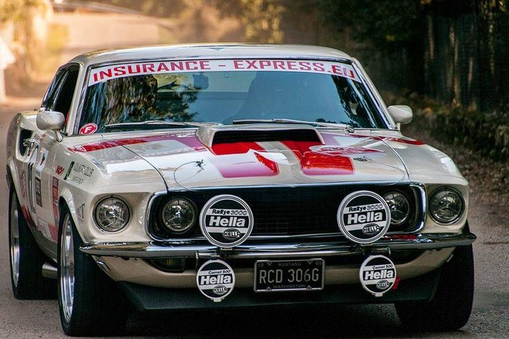 What Would Be The Most Inappropriate But Awesome Rally Car?