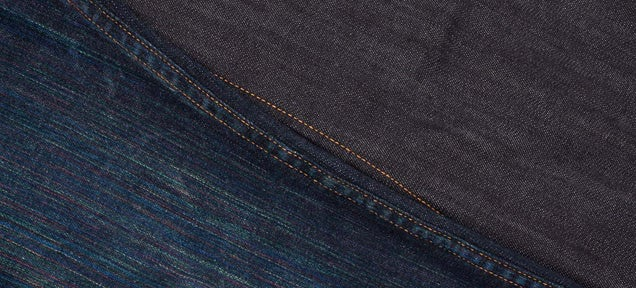 Gay Jeans Reveal Rainbow Threads With Every Wash And Wear