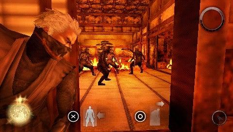 You Got Ninjas In My PSP