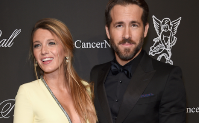 Blake Lively's Husband Is Really Good With Diarrhea
