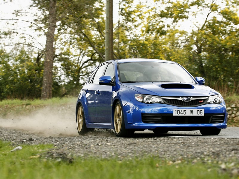 The 2015 STI Does Have a Different Chassis than the Impreza, but Not by Much