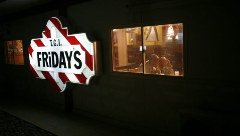 Doomed T.G.I.Friday's Is Doing Endless Appetizers
