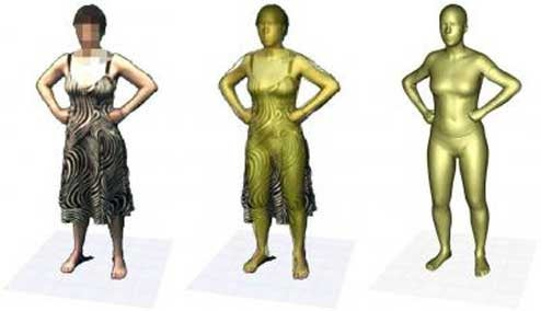 Ultimate Perv Tech Creates Model of Your Naked Body Using Photo of You Fully Clothed