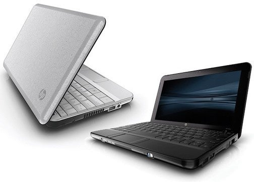 New HP Mini Netbooks Include Autosyncing and Supposed HD Video Playback