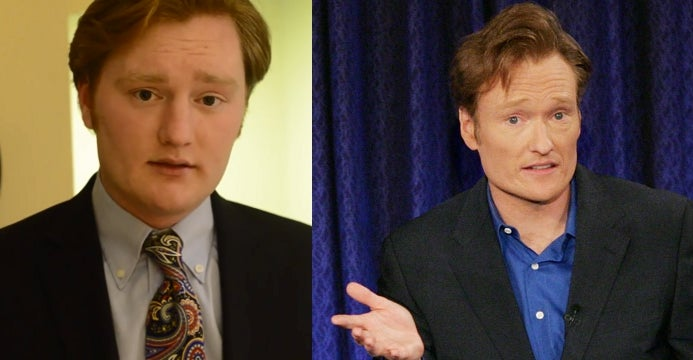 Guy Claiming to Be Conan O'Brien's Illegitimate Son Comes Forward