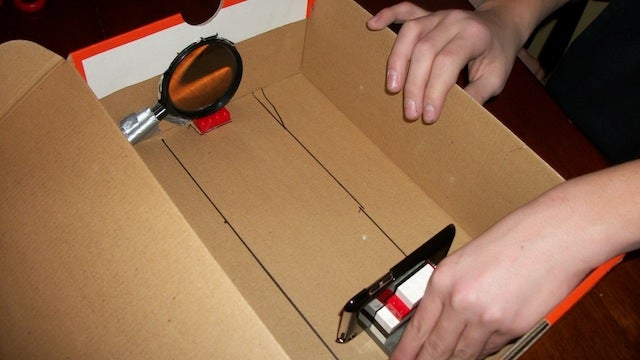 Build a Smartphone Projector for Around a Dollar