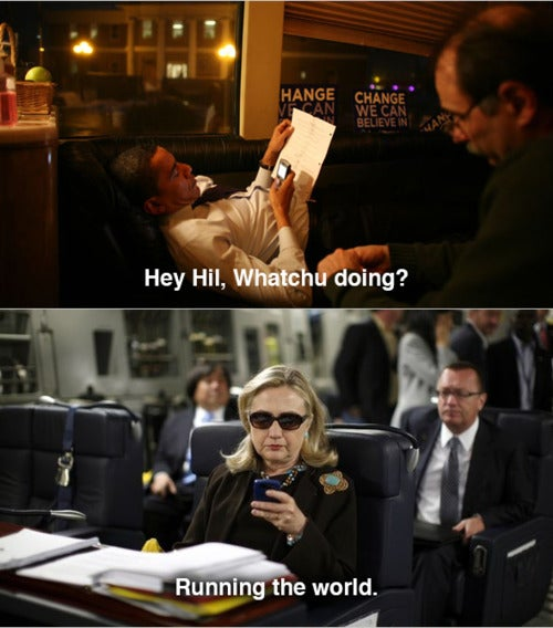 The Real Reason Hillary Clinton Is So Hot Right Now