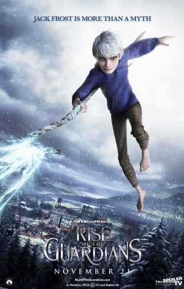 Rise of the Guardians Gallery