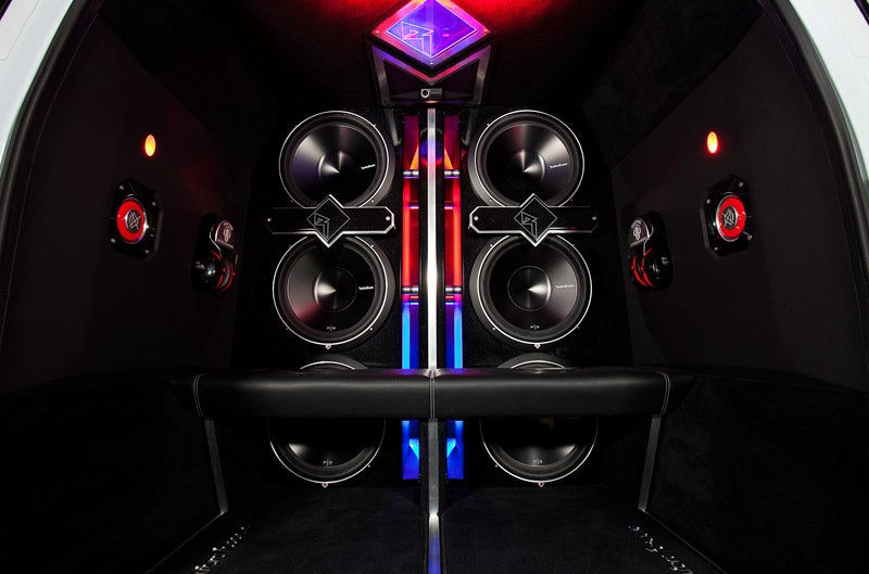 This Rolling Speaker Is The Loudest Car You'll Ever Hear