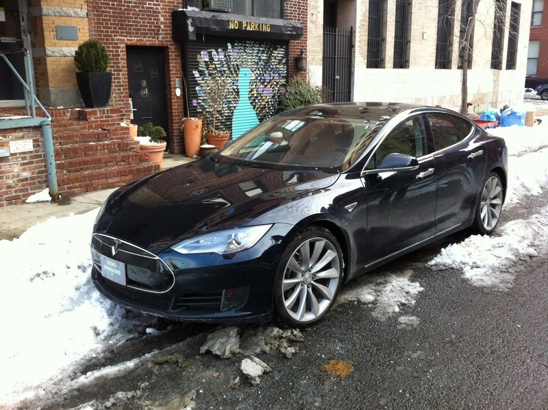 The Tesla Model S Is The World's Most Expensive Beta Test