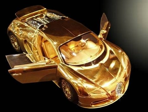 $2.93 Million Bugatti Veyron Toy Costs More Than Real Car