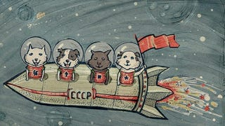 Vintage Memorabilia Celebrates The Soviet Union's Cosmonaut Dogs
