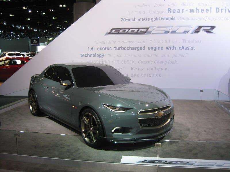 Corvette becoming a standalone brand?