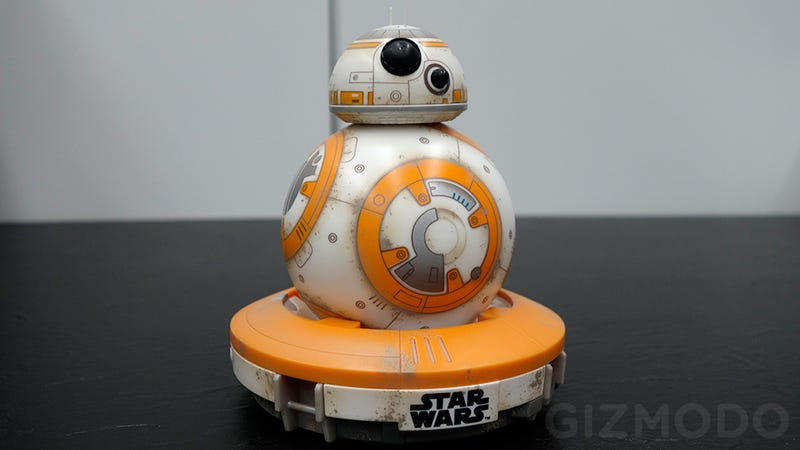 A New Wearable Lets You Control Sphero's BB-8 Using the Force