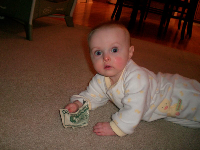 Wow, Raising a Child Is a Bad Investment! Well, That's Not Important.
