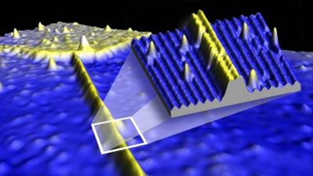Single-Atom Wires Could Help Moore's Law Live On