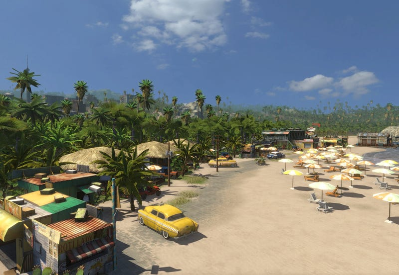 Strong Dictator Skills Needed For Tropico 3 Beta