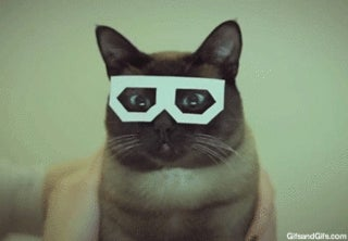 Why Don't 3D Glasses Work Backwards?
