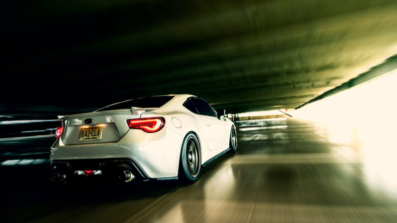 Your Ridiculously Awesome Subaru BRZ Wallpaper Is Here