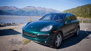 2013 Porsche Cayenne Diesel: The Jalopnik Review