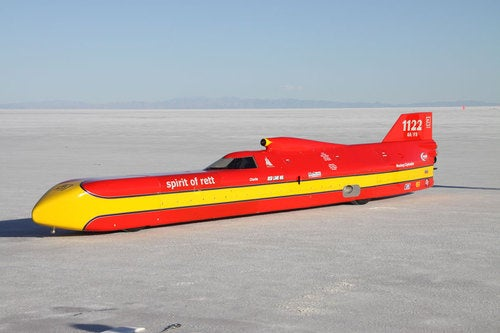 The Spirit Of Rett: The World's Fastest Single-Engine Tribute
