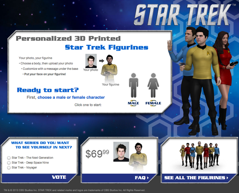 Gifts for Star Trek Fans