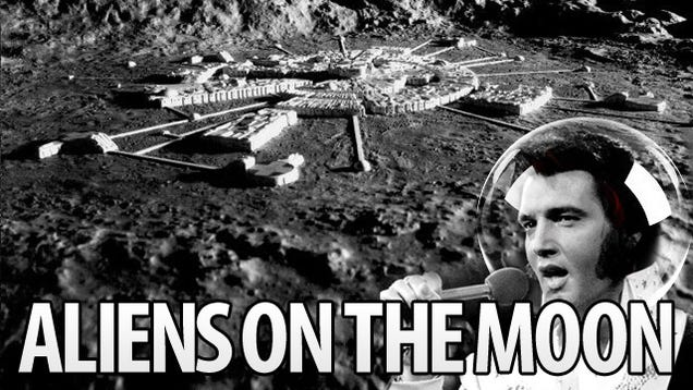 Scientists Say We Should Search Moon for Alien Traces
