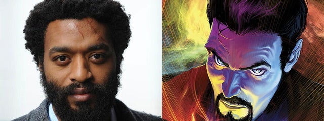 Why not cast Chiwetel Ejiofor as Doctor Strange?
