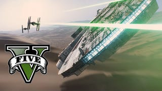 It Ain't Easy To Recreate The <i>Star Wars</i> Trailer In <i>GTA V</i>