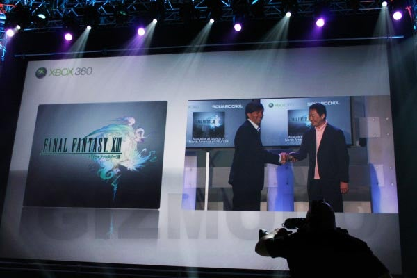 Breaking: Final Fantasy 13 Coming to Xbox 360
