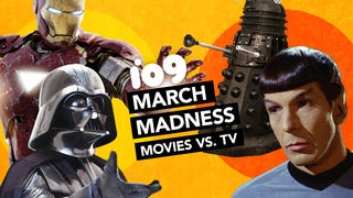 io9 March Madness Final 4: <i>Trek</i> vs. <i>Doctor Who,</i> Marvel vs. <i>Star Wars</i>!