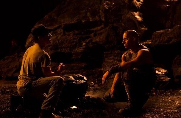 Riddick Set Photos Gallery